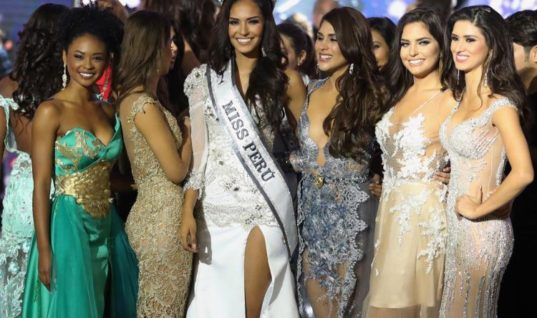 Miss Peru Pageant Takes a Huge Turn After Contestants Point Out Gender Violence Stats Instead of Measurements