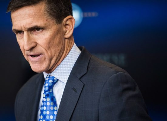 Michael Flynn Is Being Investigated for Plotting to Kidnap a Turkish Dissident for $15 Million