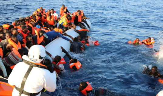 Corpses of 26 Potentially Trafficked Migrants Found in Mediterranean