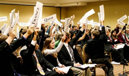 What Going To My First Model UN Conference Taught Me