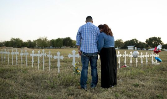 Donald Trump's Complete Lack of Response to the Sutherland Springs Attack Is a Problem