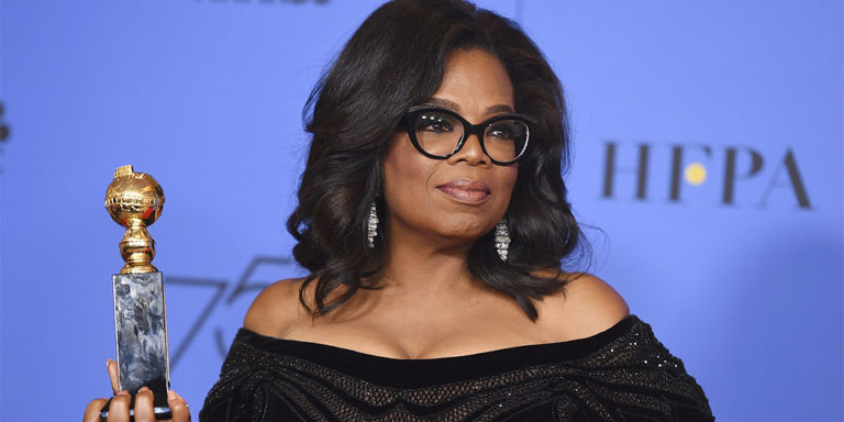 Did Oprah Winfrey Just Indicate a 2020 Presidential Run?
